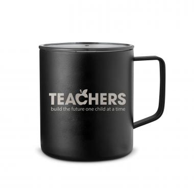 Teachers Building Futures 14oz. Travel Camp Mug