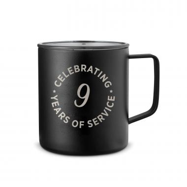 Years of Service 14oz. Travel Camp Mug