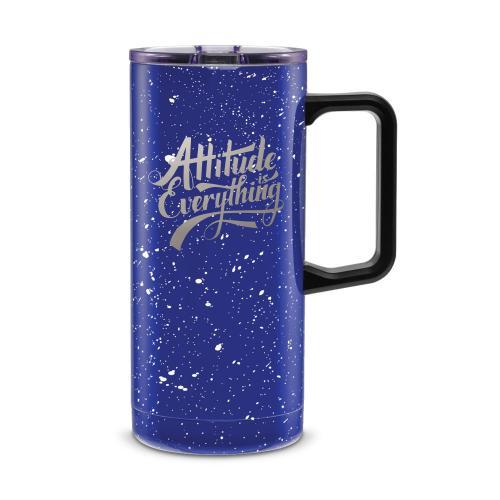 Attitude is Everything 18oz. Travel Camp Mug