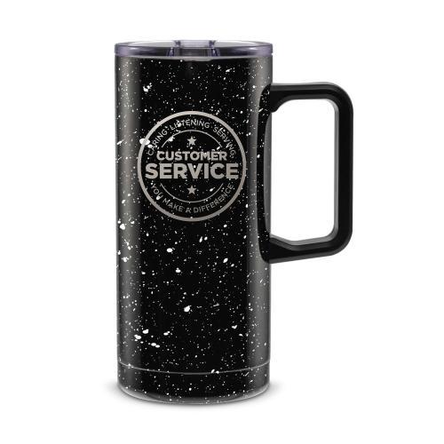 Customer Service 18oz. Travel Camp Mug