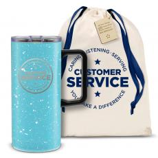 Vacuum Insulated - Customer Service 18oz. Travel Camp Mug