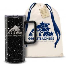 Vacuum Insulated - Great Teachers 18oz. Travel Camp Mug