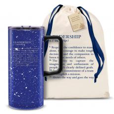 Leadership Definition 18oz. Travel Camp Mug
