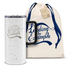 Vacuum Insulated - Leading by Example 18oz. Travel Camp Mug