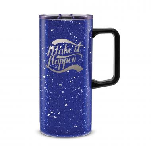 Make it Happen 18oz. Travel Camp Mug