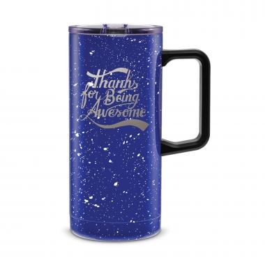 Thanks for Being Awesome 18oz. Travel Camp Mug