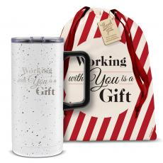 Drinkware - Holiday Gift 18oz. Travel Camp Mug