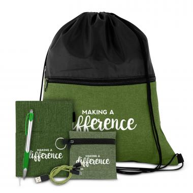 Making a Difference Drawstring Gift Set