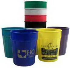 Office Supplies - 24 oz Fluted Stadium Cup