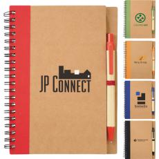 Pens, Pencils & Markers - The Eco Spiral Notebook and Pen