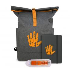 Coolers & Lunch Bags - Together We Can Heather Backpack Set