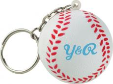 Office Supplies - Homerun Keychain