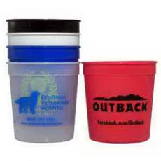 Health & Safety - 8 oz Stadium Cup