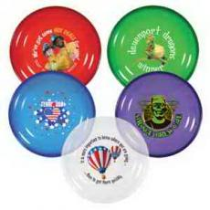 "Games, Toys, & Stress Balls - 5"" Jewel Flyer with 4CP Label"