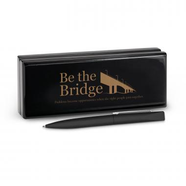 Be the Bridge Soft Touch Pen & Case