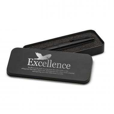 Excellence Mountain Two-Tone Stylus Pen & Case