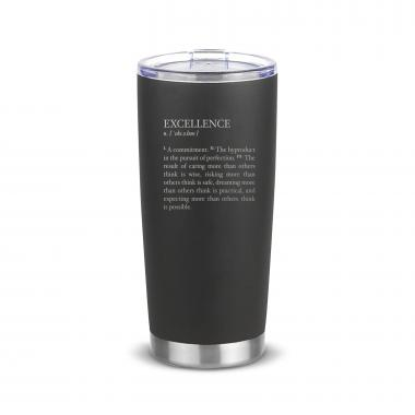 The Joe - Excellence Definition 20oz. Stainless Steel Tumbler