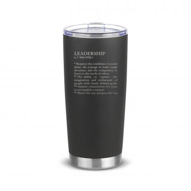 The Joe - Leadership Definition 20oz. Stainless Steel Tumbler