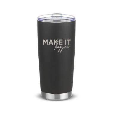 The Joe - Make it Happen 20oz. Stainless Steel Tumbler