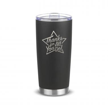 The Joe - Thanks for All You Do Star 20oz. Stainless Steel Tumbler