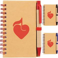Pens, Pencils & Markers - Write and Go Mini Notebook & Pen