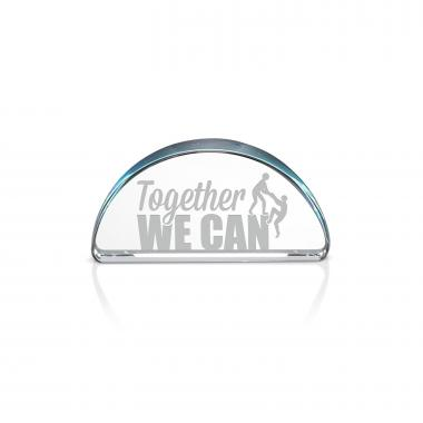 Together We Can Horizon Crystal Mini Rave