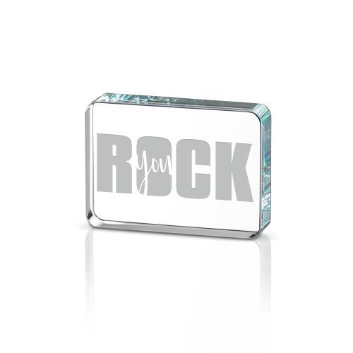 You Rock Crystal Mini Rave