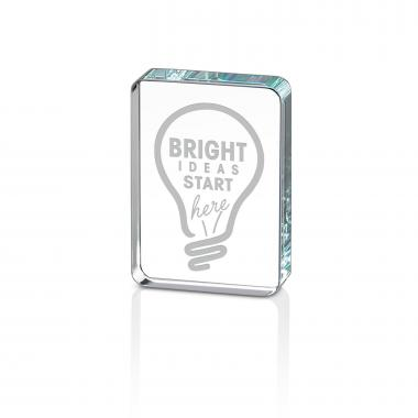 Bright Ideas Start Here Crystal Mini Rave