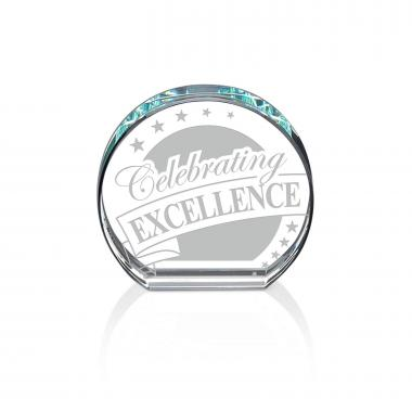 Celebrating Excellence Crystal Mini Rave