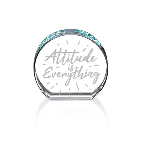 Attitude if Everything Crystal Mini Rave