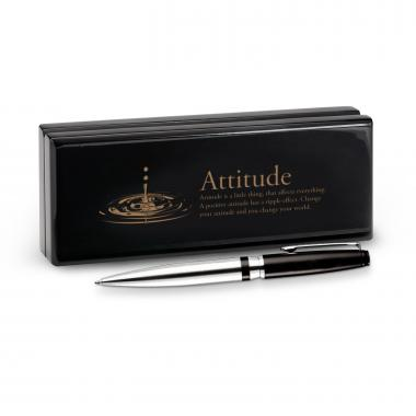Attitude Drop Signature Series Pen & Case