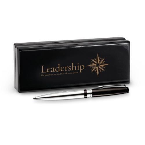 Leadership Compass Signature Series Pen & Case