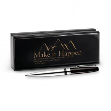 Make it Happen Mountain Signature Series Pen & Case