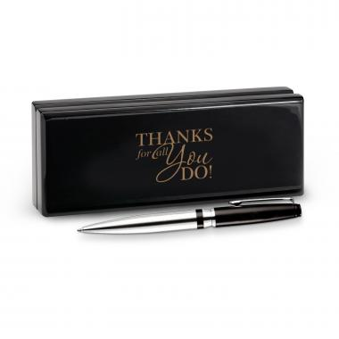 Thanks for All You Do Signature Series Pen & Case