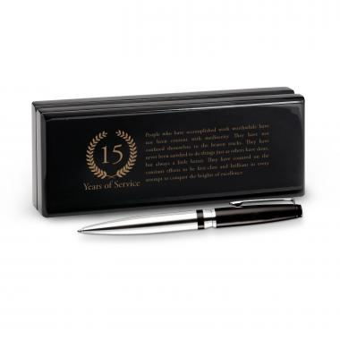 Years of Service Signature Series Pen & Case