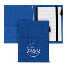 Notebooks - Custom Logo Canvas Notebook