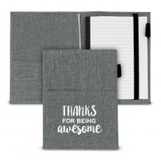 Notebooks - Thanks for Being Awesome Canvas Notebook
