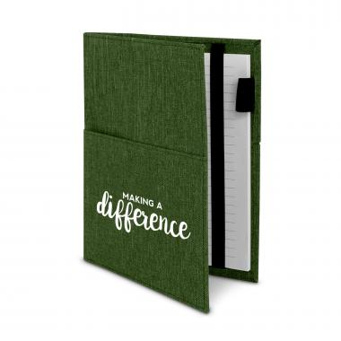 Making a Difference Canvas Notebook