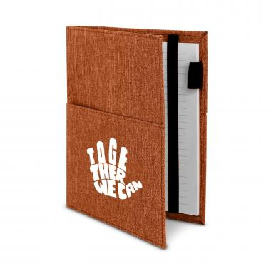 Together We Can Canvas Notebook