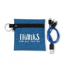 New Products - Thanks for All You Do USB Cable Set