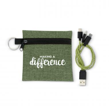Making a Difference USB Cable Set