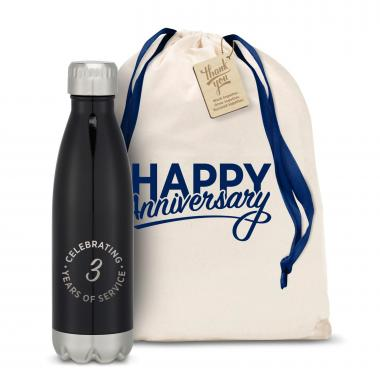 Happy Anniversary Swig 16oz Bottle