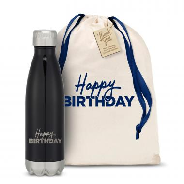 Happy Birthday Swig 16oz Bottle
