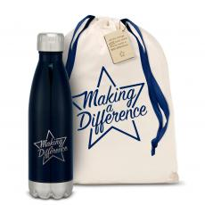Making a Difference Star Swig 16oz Bottle