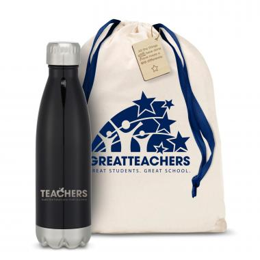 Teachers Build Futures Swig 16oz Bottle