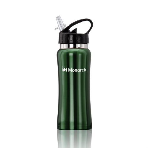 Clear Spout Bottle - 16oz
