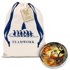 Gift Sets - Leadership Compass Positive Outlook Paperweight Holiday Gift Set