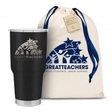 Yeti & Joe Tumblers - The Big Joe - Great Teachers 30oz. Stainless Steel Tumbler