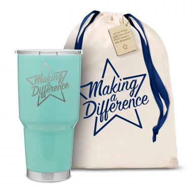 The Big Joe - Making a Difference Star 30oz. Stainless Steel Tumbler