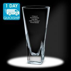 Quick Ship Awards - Quick Ship - Personalized Vase Award